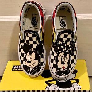 Disney 90th Anniversary Classic Slip- On Vans